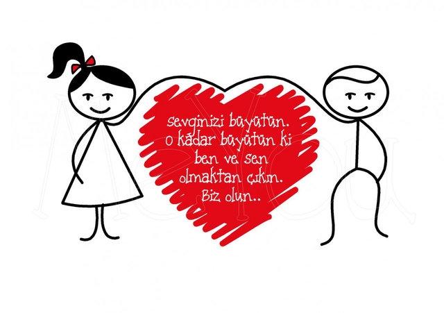 14 Şubat Sevgililer Günü Resimli Romantik Mesajlar 6