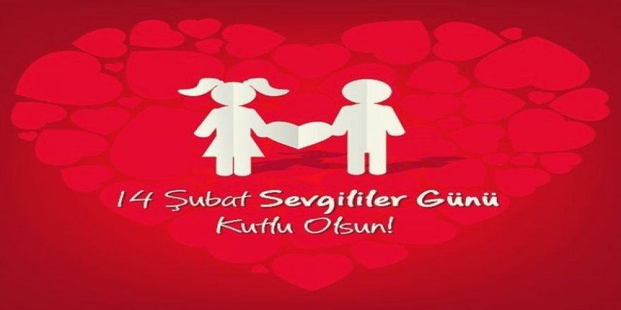 14 Şubat Sevgililer Günü Resimli Romantik Mesajlar