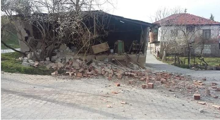 Acıpayam Depremi 2