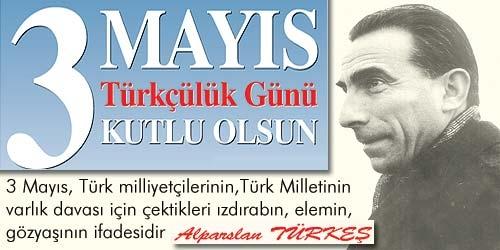 3 Mayıs Türkçüler Günü 13