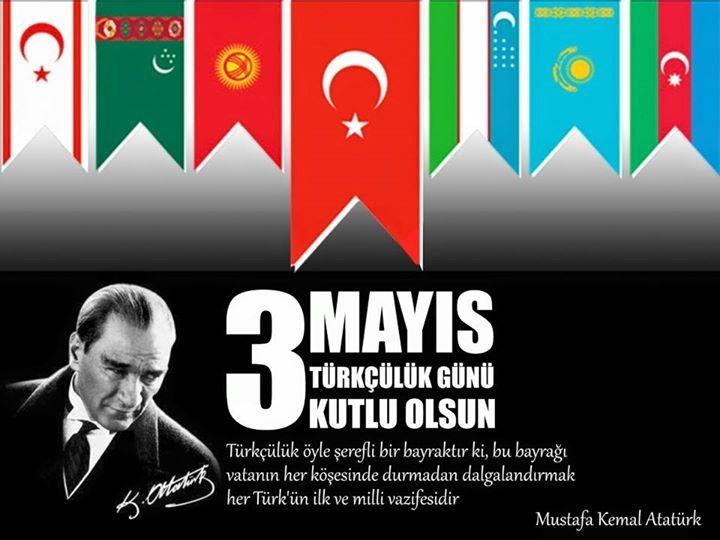 3 Mayıs Türkçüler Günü 16