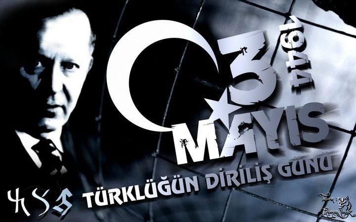 3 Mayıs Türkçüler Günü 18