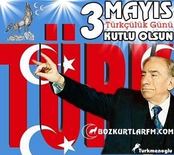 3 Mayıs Türkçüler Günü 7