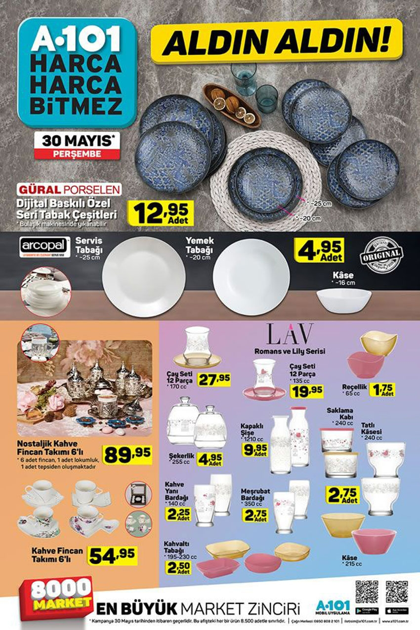 A101 30 Mayıs 2019 Aktüel Ürünler Kataloğu İndirimli Ürünler 4