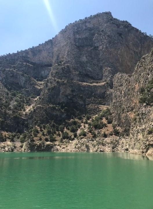 İclal'in Objektifinden Arapapıştı Kanyonu 1
