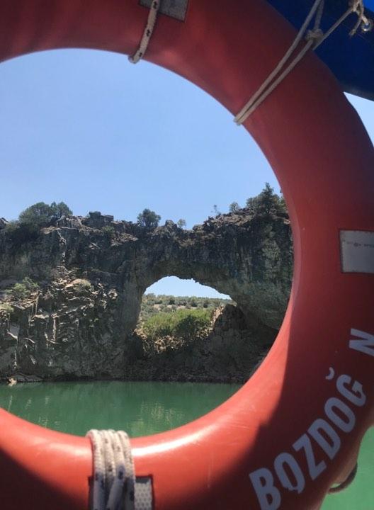 İclal'in Objektifinden Arapapıştı Kanyonu 11