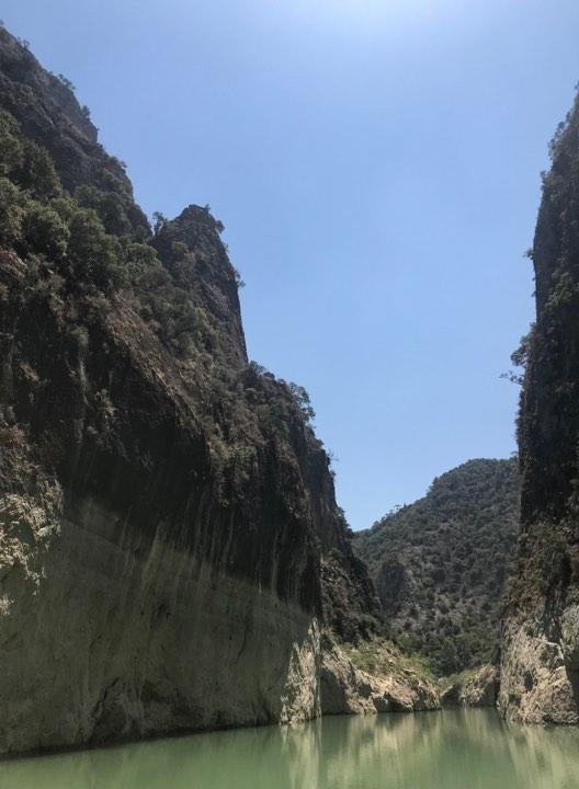 İclal'in Objektifinden Arapapıştı Kanyonu 7