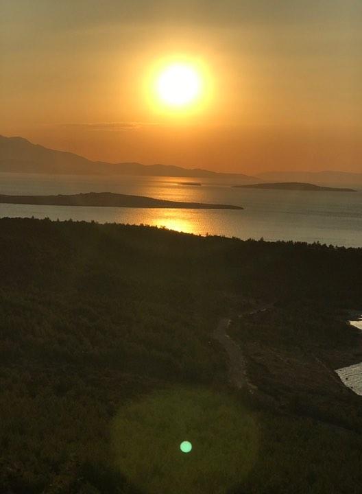 İclal'in Objektifinden Ayvalık Cunta Adasında Gün Batımı 11