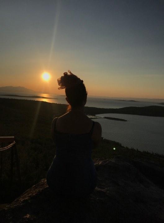 İclal'in Objektifinden Ayvalık Cunta Adasında Gün Batımı 15