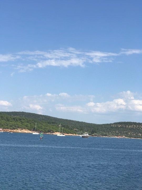 İclal'in Objektifinden Ayvalık Cunta Adasında Gün Batımı 18