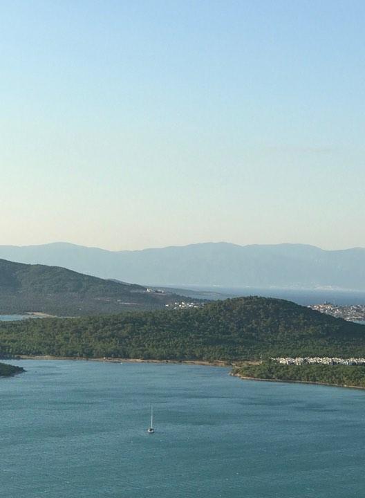 İclal'in Objektifinden Ayvalık Cunta Adasında Gün Batımı 19