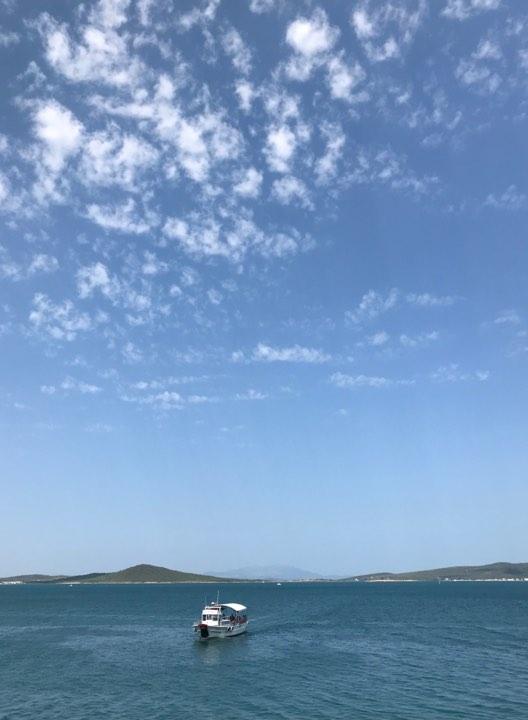 İclal'in Objektifinden Ayvalık Cunta Adasında Gün Batımı 22