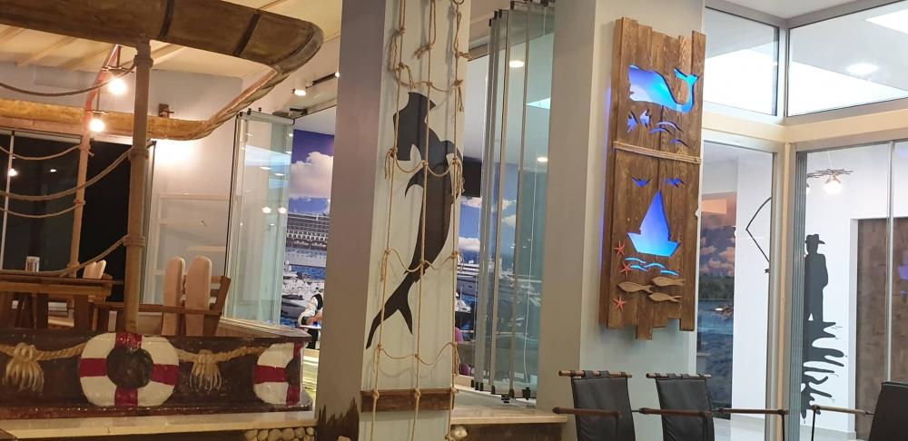 Denizli'nin İlk Liman Cafesi  Best Of Port Cafe Açıldı 14