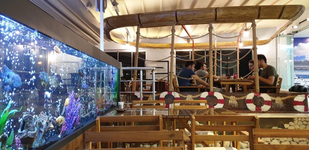 Denizli'nin İlk Liman Cafesi  Best Of Port Cafe Açıldı 15