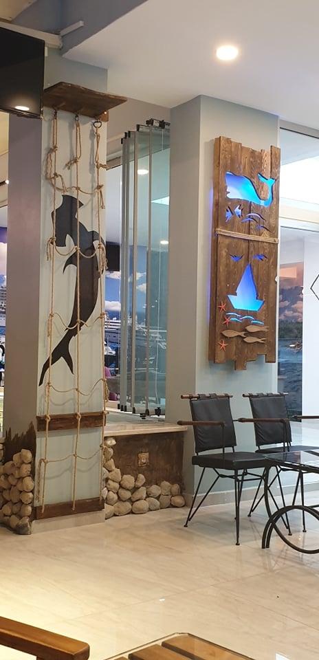 Denizli'nin İlk Liman Cafesi  Best Of Port Cafe Açıldı 3