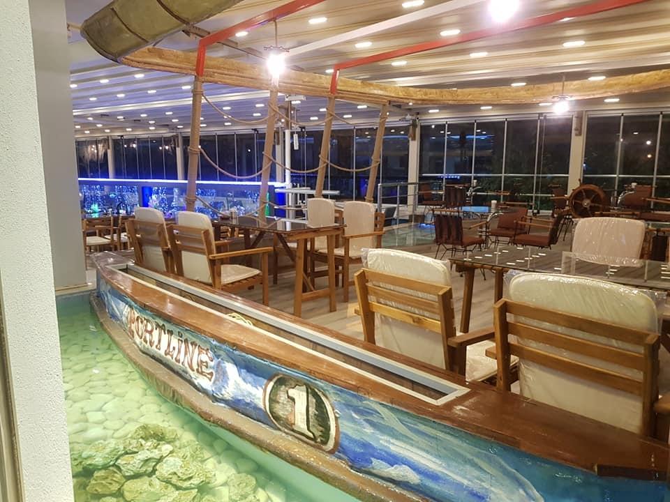 Denizli'nin İlk Liman Cafesi  Best Of Port Cafe Açıldı 4