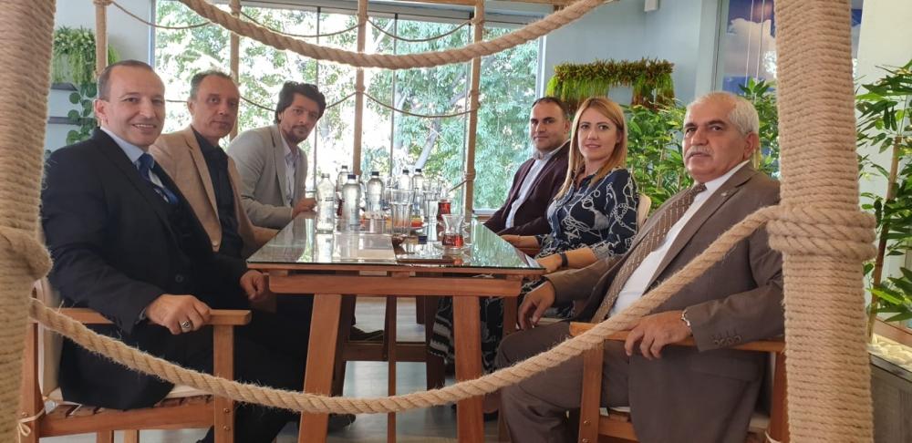 Denizli'nin İlk Liman Cafesi  Best Of Port Cafe Açıldı 5