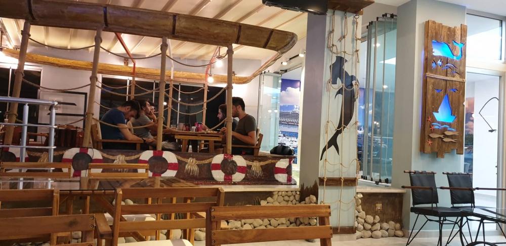 Denizli'nin İlk Liman Cafesi  Best Of Port Cafe Açıldı 6