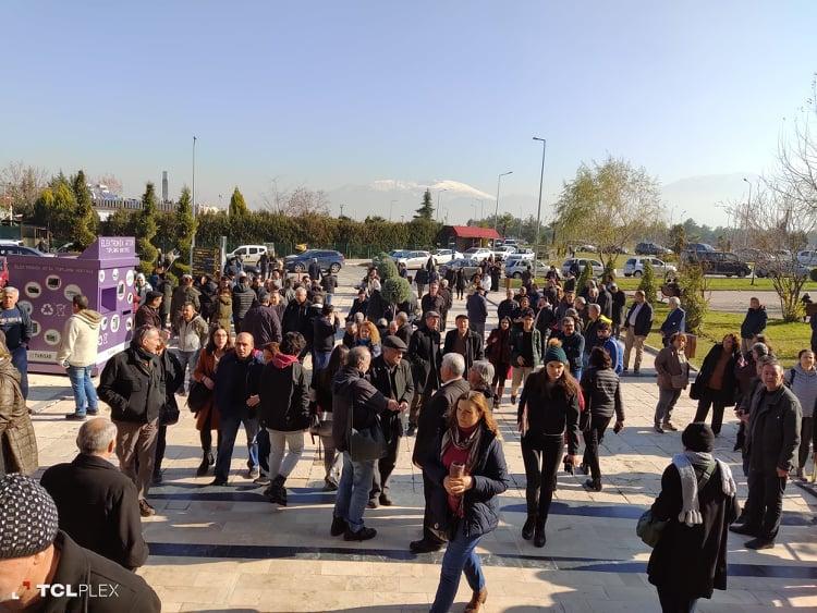 Fatih Portakal Denizli'de 1