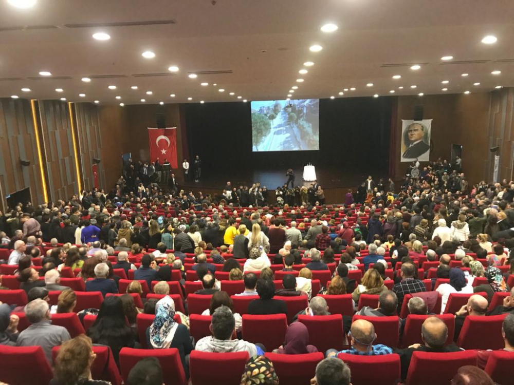 Fatih Portakal Denizli'de 10