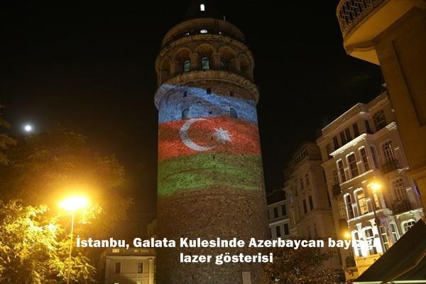 Bizler Herzaman AZERBAYCAN'ın Haklı Mücadelesinde Yanındayız! 10