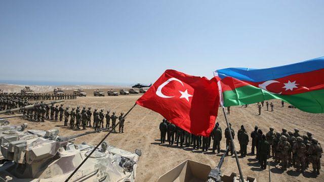 Bizler Herzaman AZERBAYCAN'ın Haklı Mücadelesinde Yanındayız! 3