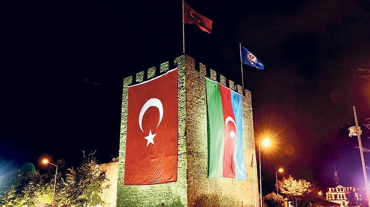 Bizler Herzaman AZERBAYCAN'ın Haklı Mücadelesinde Yanındayız! 5