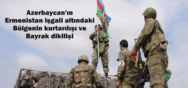Bizler Herzaman AZERBAYCAN'ın Haklı Mücadelesinde Yanındayız! 6