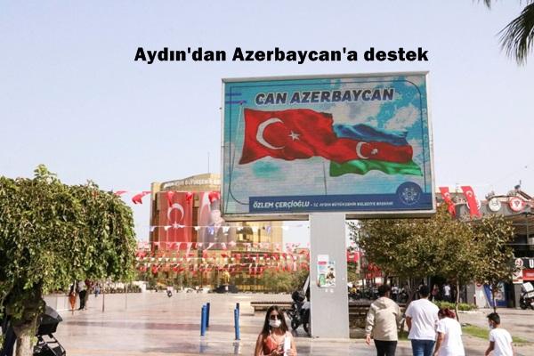 Bizler Herzaman AZERBAYCAN'ın Haklı Mücadelesinde Yanındayız! 9