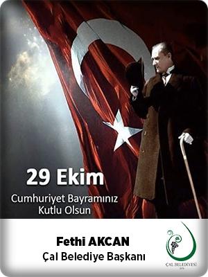 29 Ekim 2020 Cumhuriyet Bayramı 6