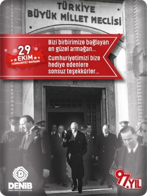 29 Ekim 2020 Cumhuriyet Bayramı 9