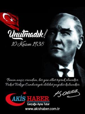 1O Kasın Atatürk'ü Anma Günü 2