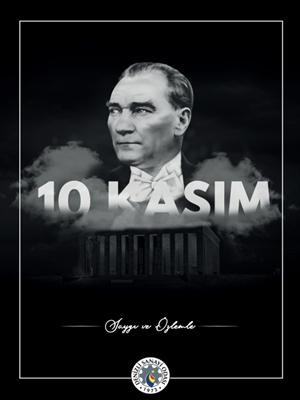 1O Kasın Atatürk'ü Anma Günü 5