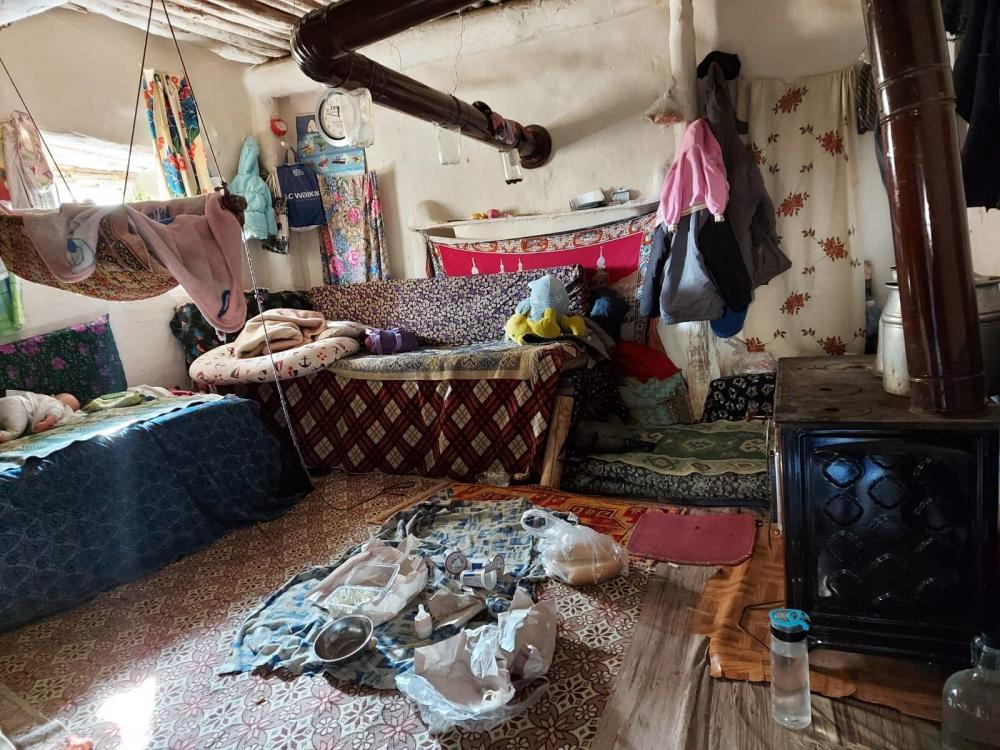 Çivril Türk Eğitim-Sen Üç Aileye Derman Oldu 16