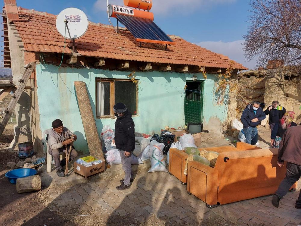 Çivril Türk Eğitim-Sen Üç Aileye Derman Oldu 24