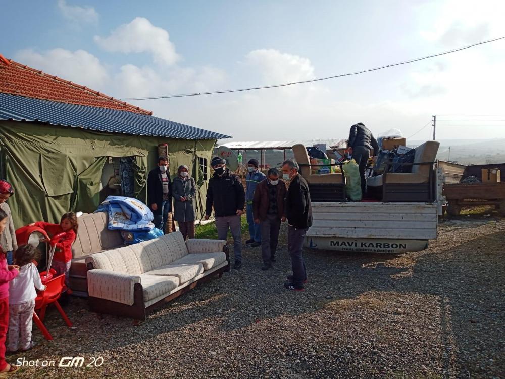 Çivril Türk Eğitim-Sen Üç Aileye Derman Oldu 8
