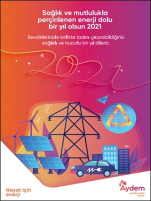 2021 Yeni Yıl Kutlamaları 5