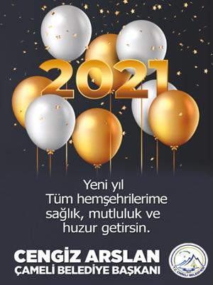2021 Yeni Yıl Kutlamaları 6