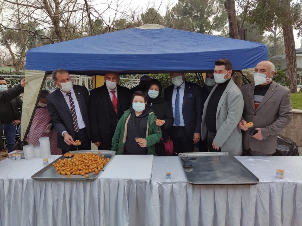 Rayif Kurşunoğlu, İsmail Maral ve ve Mustafa Ergenay için lokma hayrı ya 12