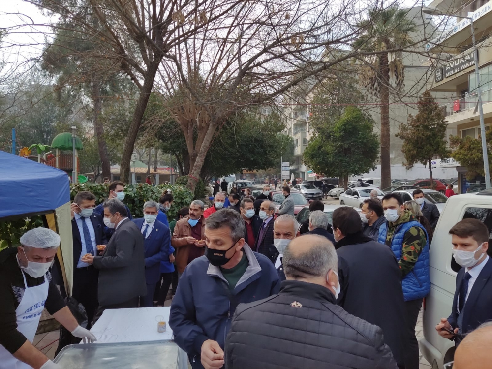 Rayif Kurşunoğlu, İsmail Maral ve ve Mustafa Ergenay için lokma hayrı ya 13