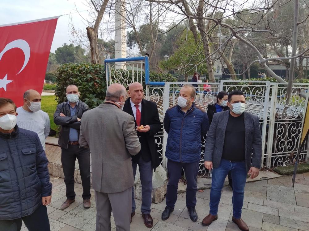 Rayif Kurşunoğlu, İsmail Maral ve ve Mustafa Ergenay için lokma hayrı ya 15