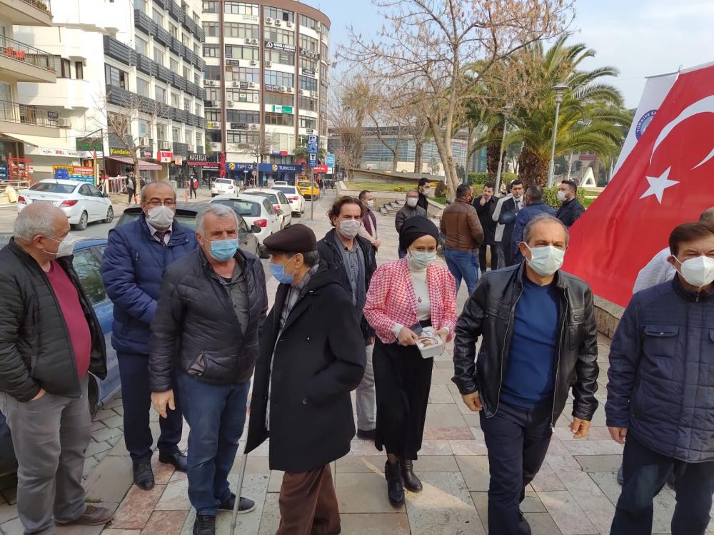 Rayif Kurşunoğlu, İsmail Maral ve ve Mustafa Ergenay için lokma hayrı ya 16