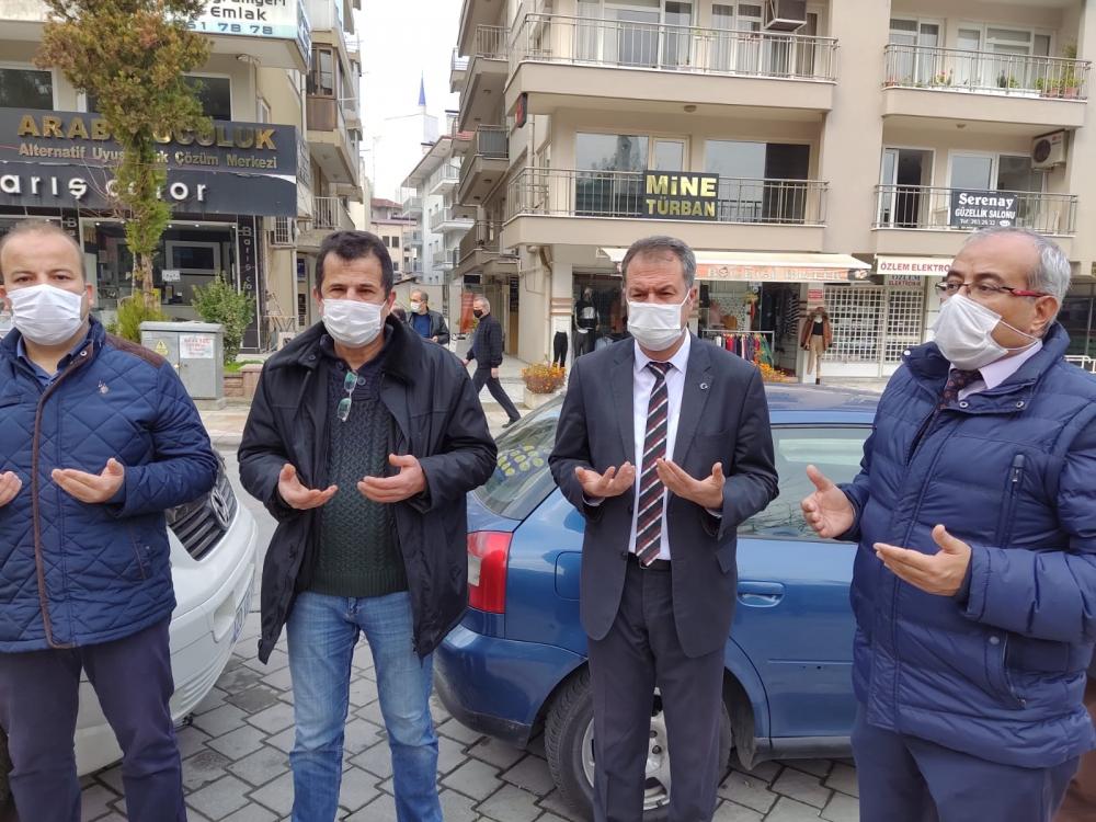 Rayif Kurşunoğlu, İsmail Maral ve ve Mustafa Ergenay için lokma hayrı ya 5