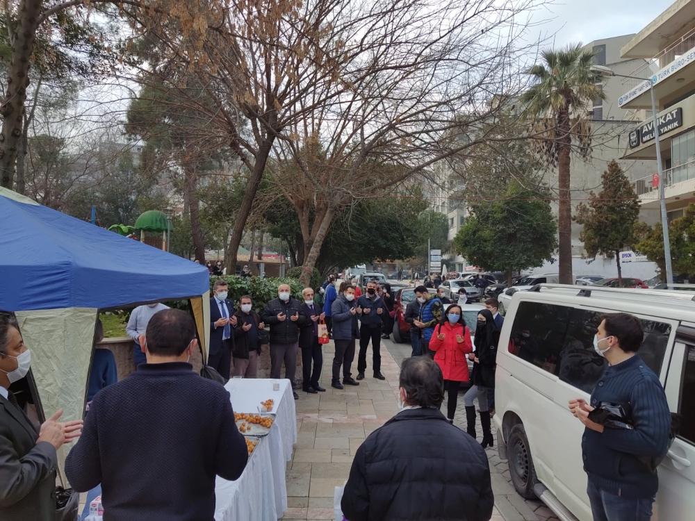 Rayif Kurşunoğlu, İsmail Maral ve ve Mustafa Ergenay için lokma hayrı ya 6