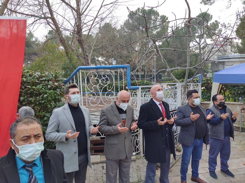 Rayif Kurşunoğlu, İsmail Maral ve ve Mustafa Ergenay için lokma hayrı ya 7