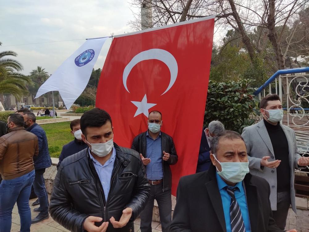 Rayif Kurşunoğlu, İsmail Maral ve ve Mustafa Ergenay için lokma hayrı ya 8