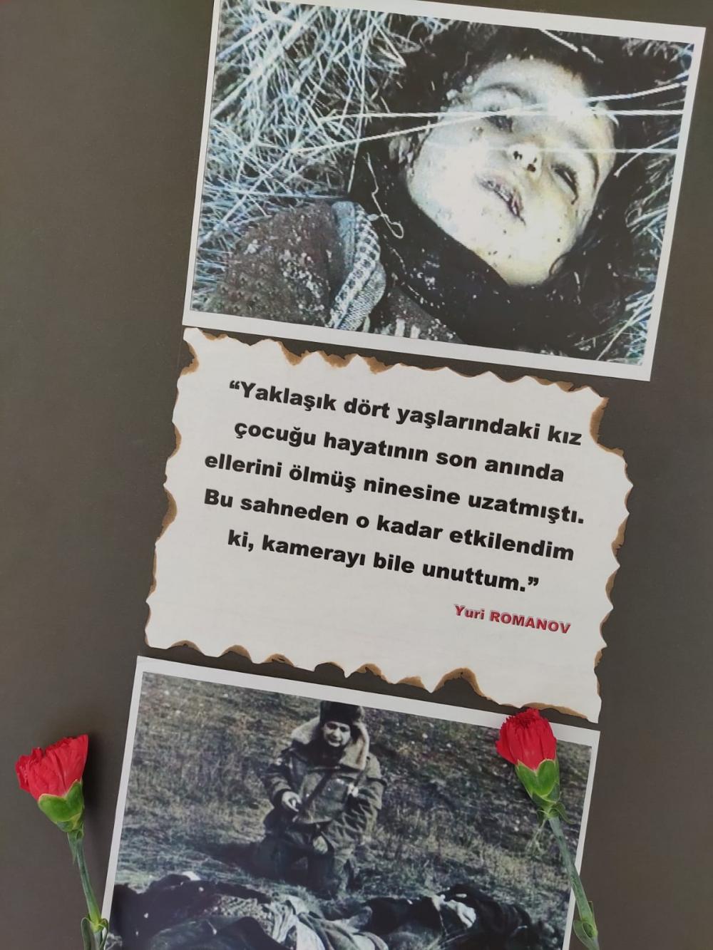 HOCALI Soykırımı, Dünya Kör, Dünya Sağır ve Katiller Kadar Suçlu 1
