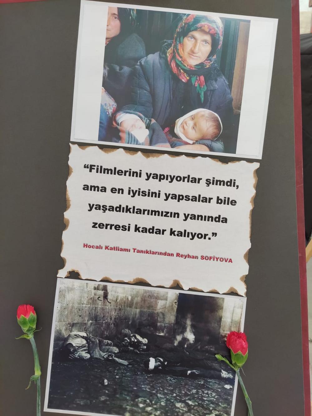 HOCALI Soykırımı, Dünya Kör, Dünya Sağır ve Katiller Kadar Suçlu 11