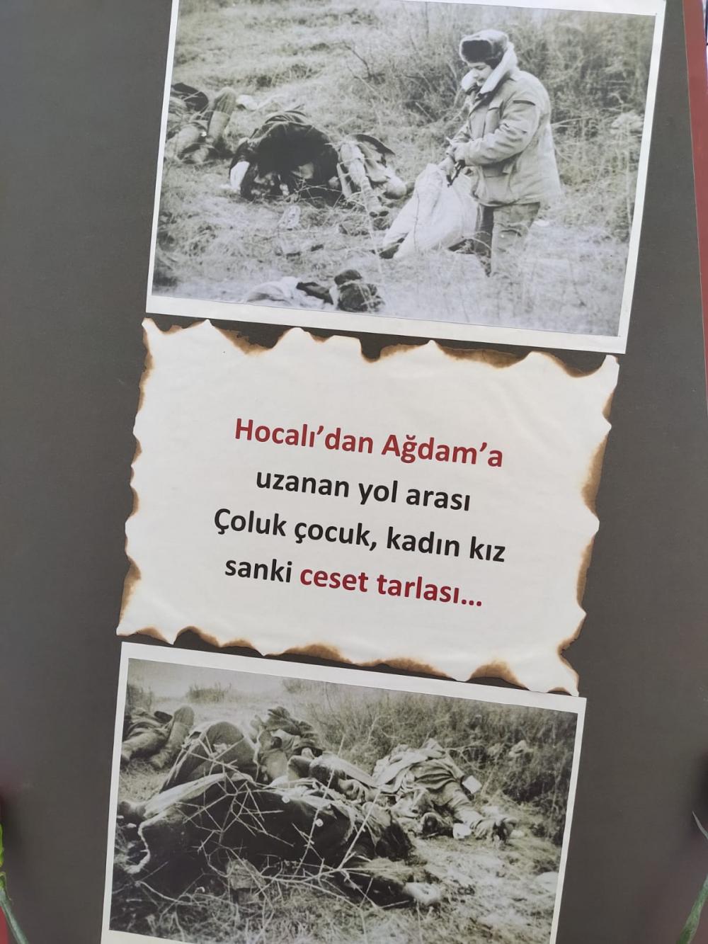 HOCALI Soykırımı, Dünya Kör, Dünya Sağır ve Katiller Kadar Suçlu 12