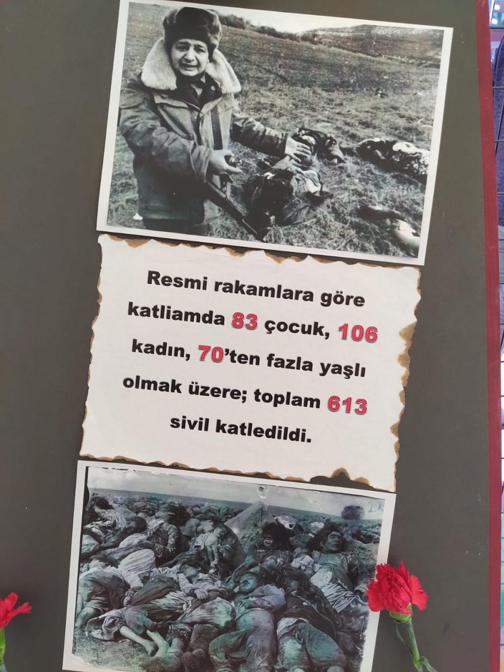HOCALI Soykırımı, Dünya Kör, Dünya Sağır ve Katiller Kadar Suçlu 13